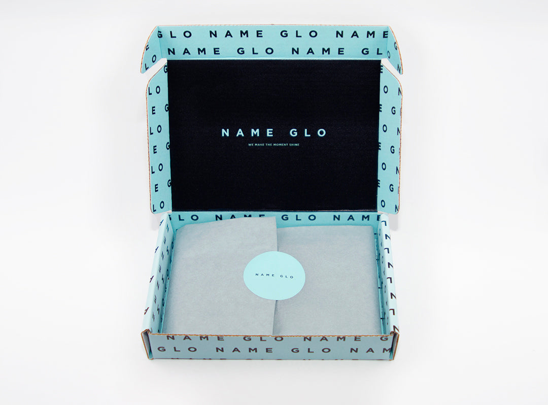 Gift of GLO - gift card box