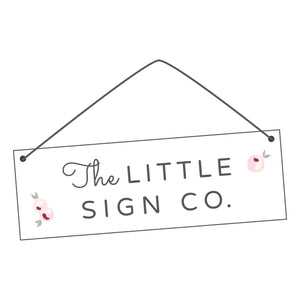 The Little Sign Company