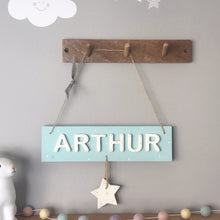 Personalised Star Name Sign