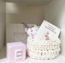 Personalised Letter Blocks - Florence and Grace Personalised Gifts