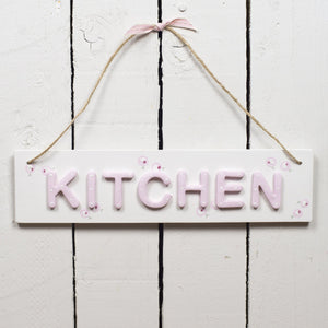 Kitchen Sign - Florence and Grace Personalised Gifts