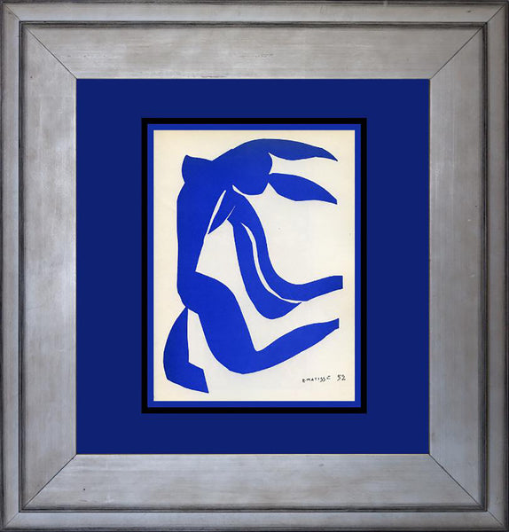 "Matisse, Henri  - ""Lithograph from 1950"""