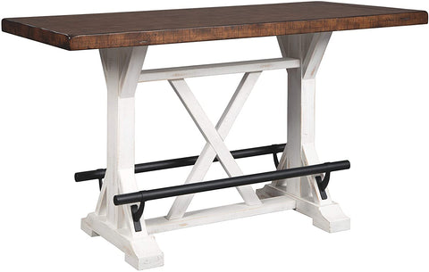 Counter Table with Footrest