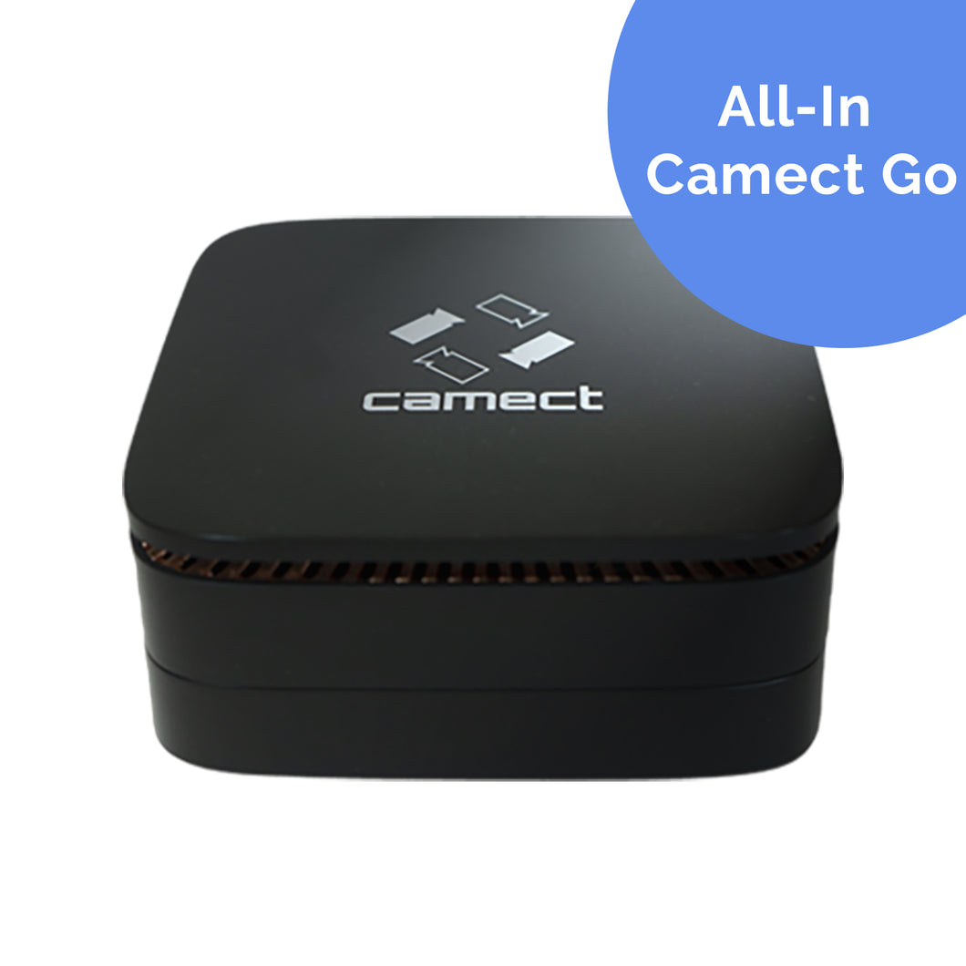 Camect Home Smart Camera Hub All-In