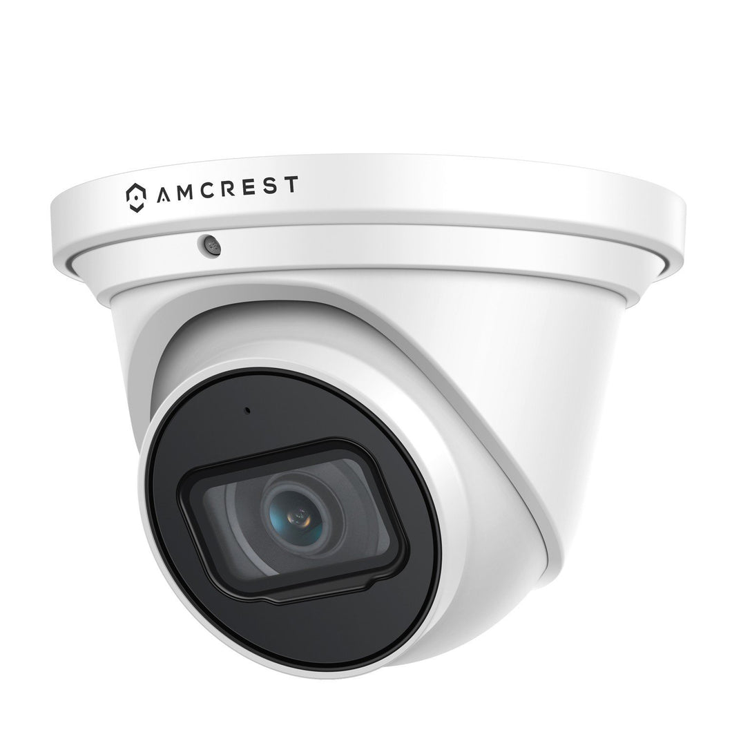 Amcrest UltraHD 4K (8MP) AI Outdoor Security Turret POE IP Camera