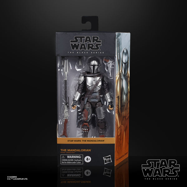 Star Wars The Black Series The Mandalorian Collectible Action Figure PRE-ORDER