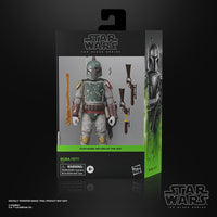 Star Wars The Black Series Boba Fett Deluxe ROTJ PRE-ORDER