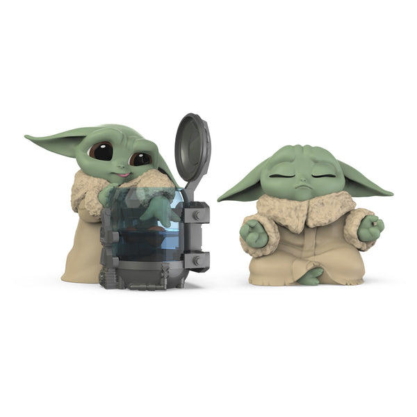 Star Wars The Bounty Collection Series 3 2-Pack: Curious Child, Meditation Poses PRE-ORDER