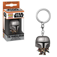 Star Wars The Mandalorian Pocket Pop! Key Chain