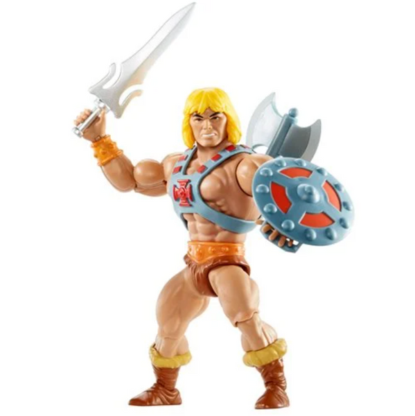 Masters of the Universe Origins He-Man Action Figure PRE-ORDER