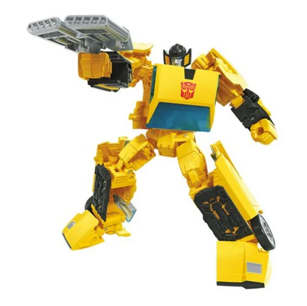 Transformers Generations War for Cybertron Earthrise Deluxe Sunstreaker