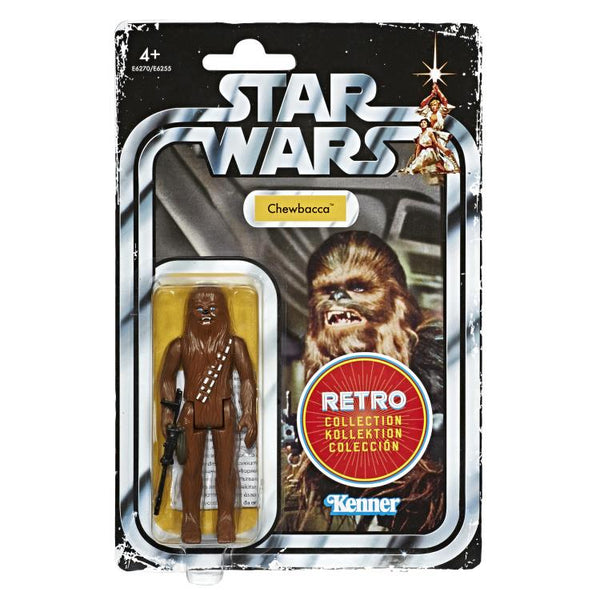 Star Wars Retro Collection Episode IV: A New Hope Chewbacca 3.75-Inch-Scale Action Figure