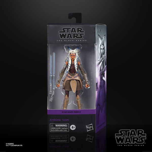 Star Wars The Black Series Ahsoka Tano Action Figure