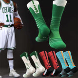 Basketball Socks For Men and Women High-top Professional Sports Non-slip Deodorant Thick Socks - CHALIER