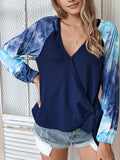 Women's Fashion Top Casual Bowknot Design Shirt