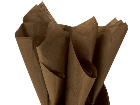 Brown Tissue Paper