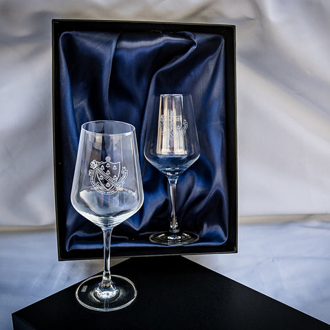 AGC Wine Glass