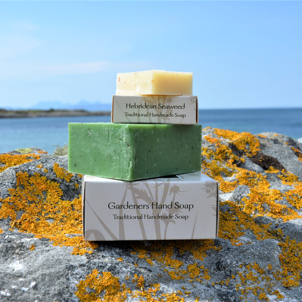 A Sustainable Soap Story