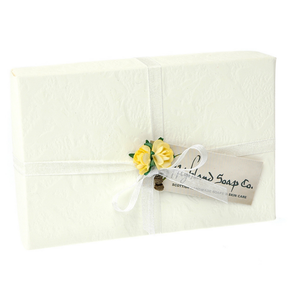 Apple Blossom Two Soap Gift Box