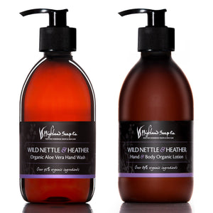 Load image into Gallery viewer, Hand Wash & Lotion Set