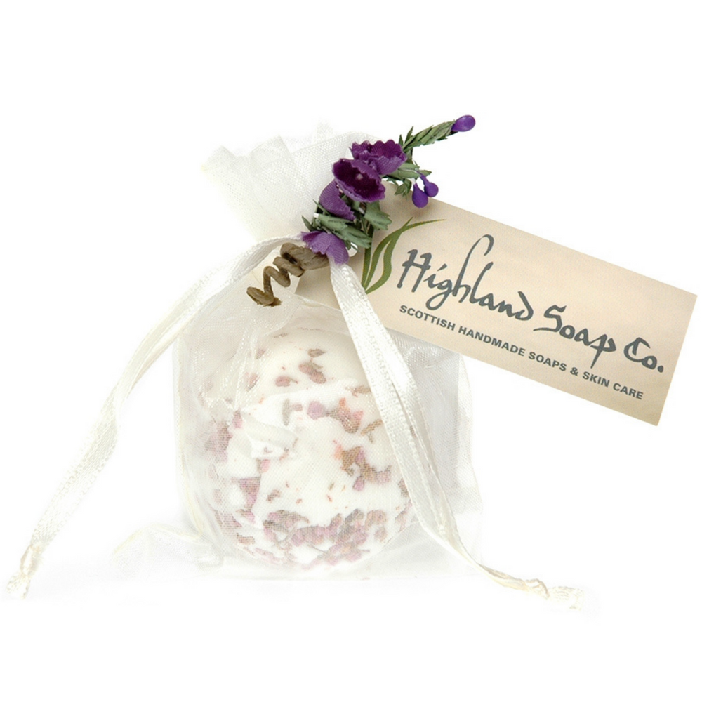 Heather Bath Melt Favour