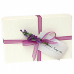 Scottish Heather Two Soap Gift Box