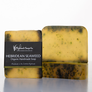 Load image into Gallery viewer, Hebridean Seaweed Soap 140g