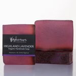 Highland Lavender Soap 140g