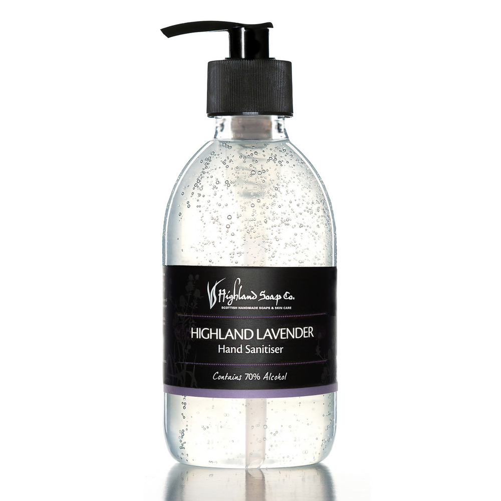 Highland Lavender Hand Sanitiser 300ml