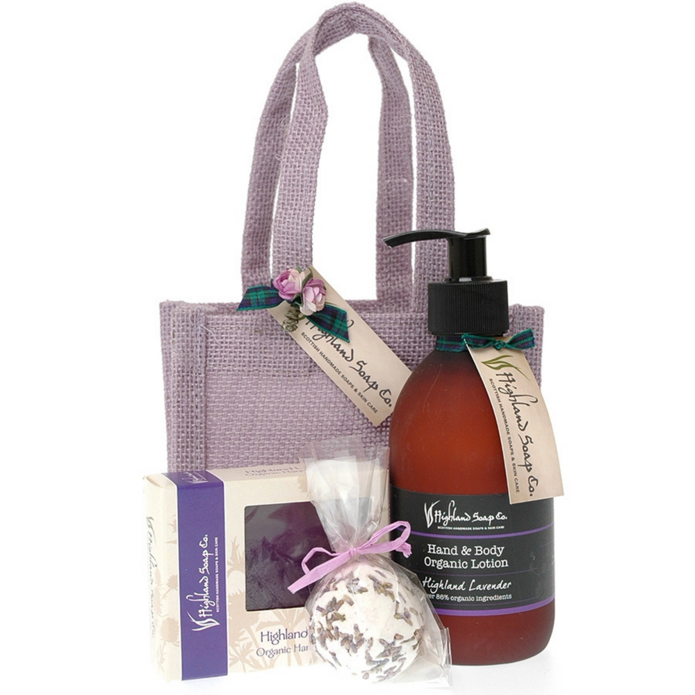 Pamper Pack with Lotion & Soap