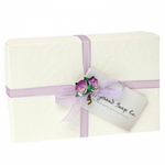 Highland Lavender Two Soap Gift Box