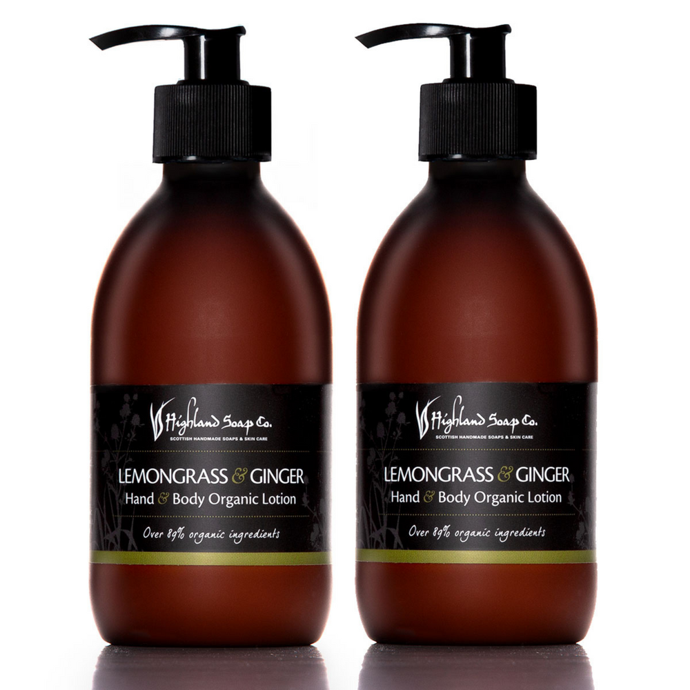 2 for £21 - Hand & Body Lotion 300ml