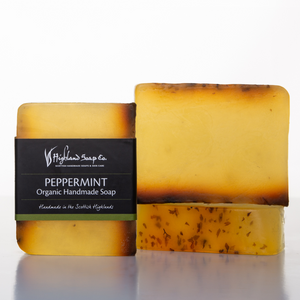 Load image into Gallery viewer, Peppermint Soap 140g