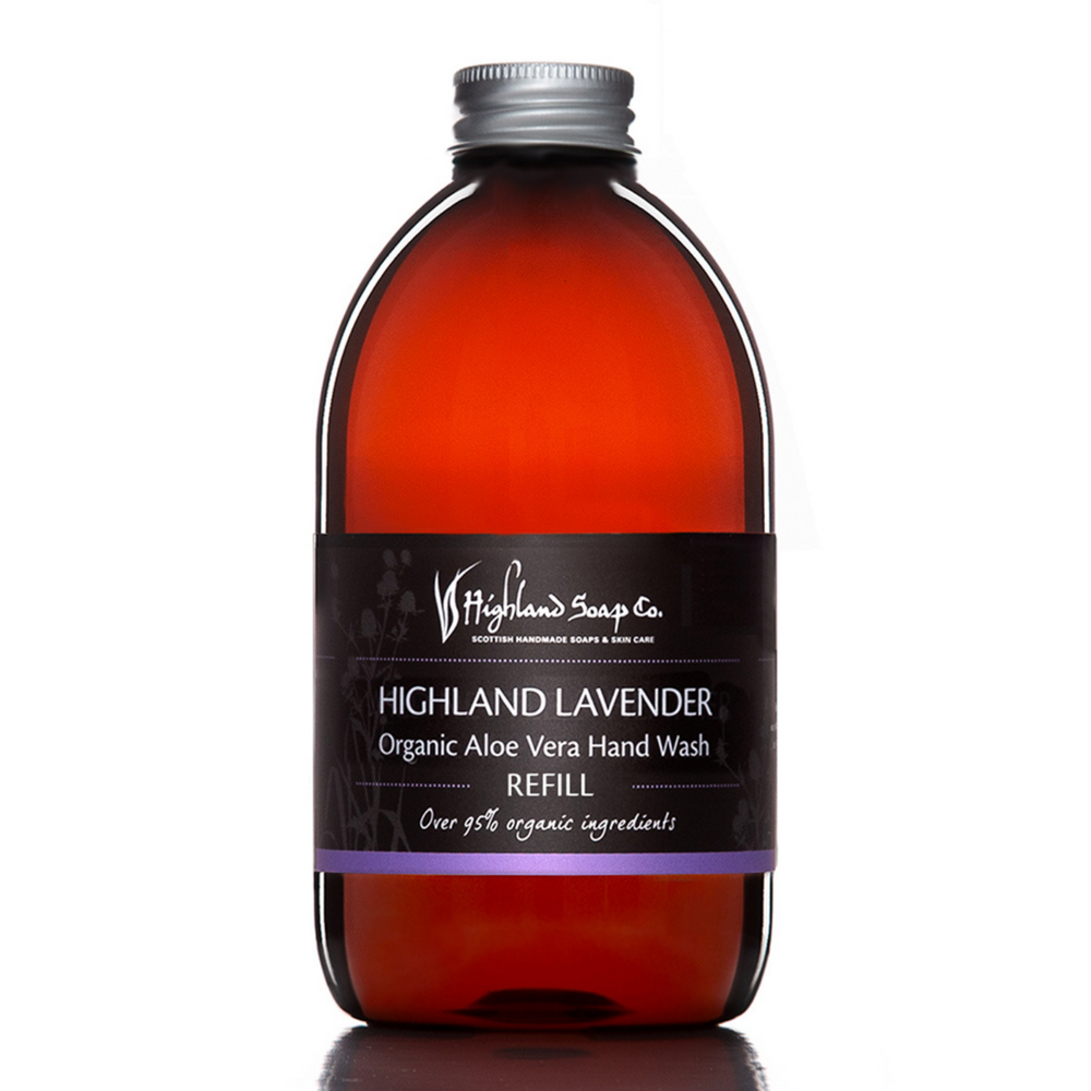 Load image into Gallery viewer, Highland Lavender Hand Wash Refill