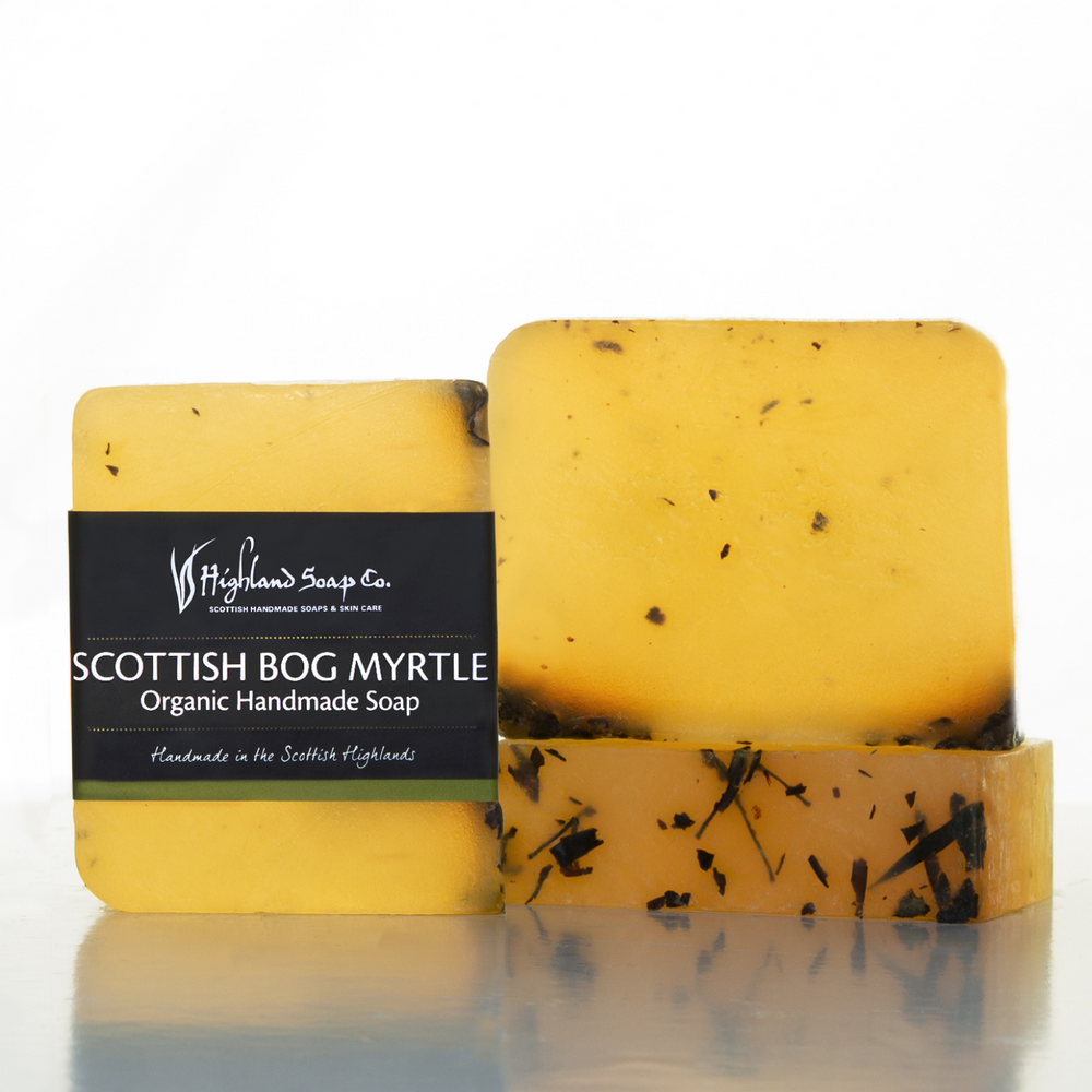 Scottish Bog Myrtle Soap 140g