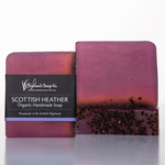 3 for £10 - Organic Soaps 140g