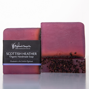 Load image into Gallery viewer, 3 for £10 - Organic Soaps 140g