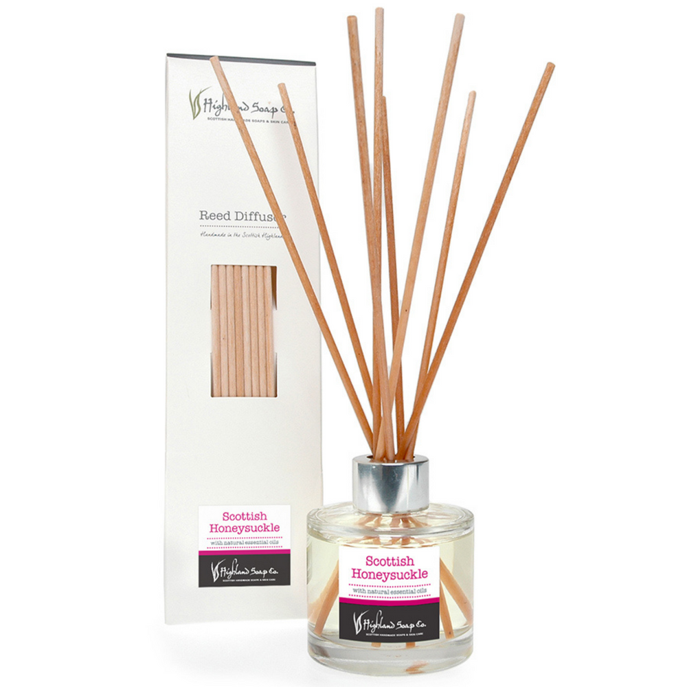 Scottish Honeysuckle Reed Diffuser