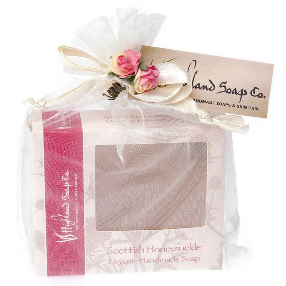 Load image into Gallery viewer, Organza Soap Gift Bags