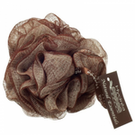 Bath Scrunchie (Brown)