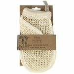 Sisal Knitted Exfoliating Glove