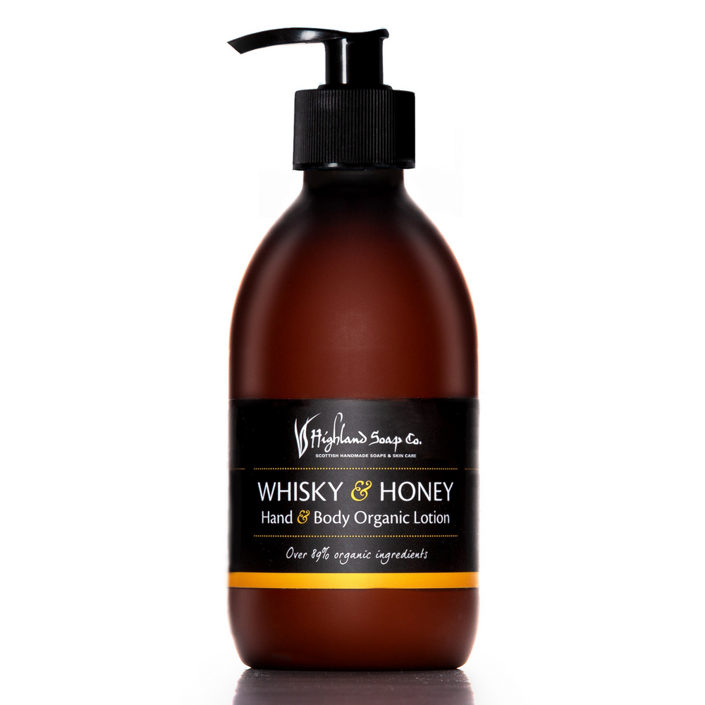 Whisky & Honey Hand & Body Lotion 300ml