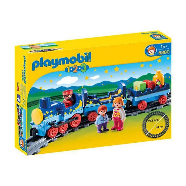 Playset Train Playmobil