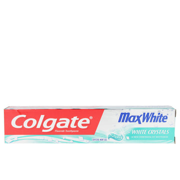 Tannkrem for Hvitere Tenner Max White - White Crystals Colgate (75 ml)