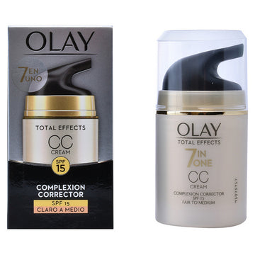 CC Cream Olay Total Effects