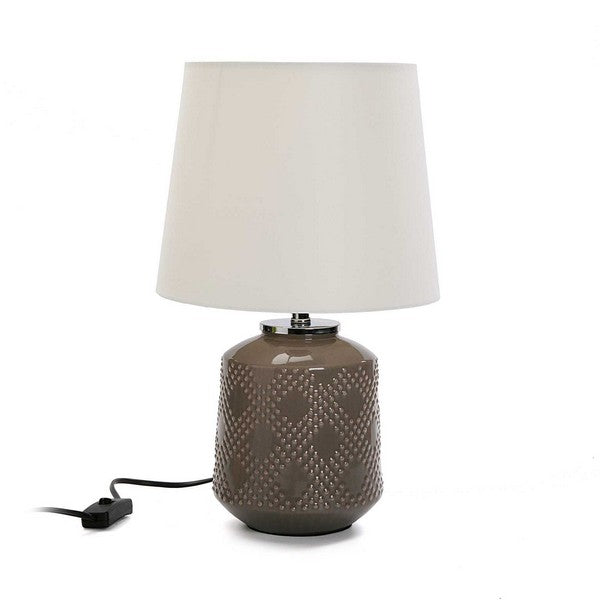 Bordlampe Manhattan Keramikk (25 x 42 x 25 cm)
