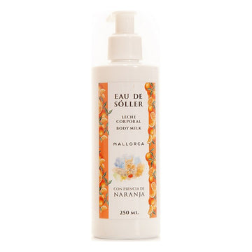 Body lotion Eau de Soller Oransje (250 ml)