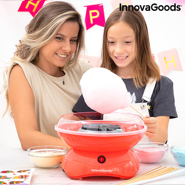 Candy Floss Maskin SweetyCloud InnovaGoods 400W