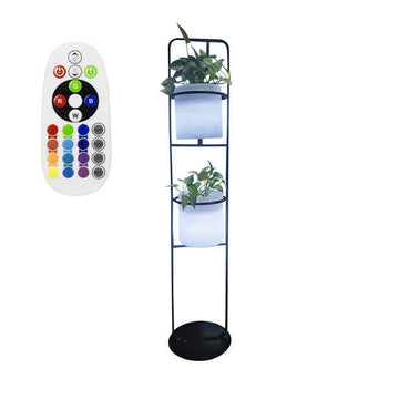 Planter LED Ledkia 5 W (30 x 150 cm) (RGBW)