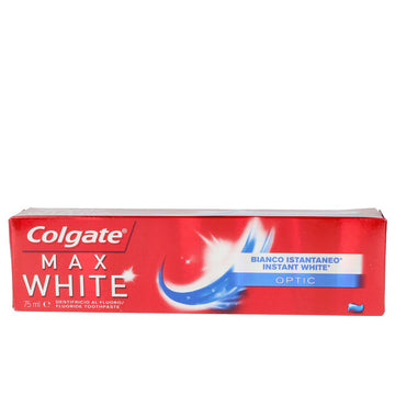 Tannkrem for Hvitere Tenner Max White One Optic Colgate (75 ml)